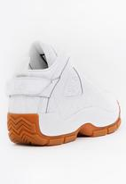 FILA - 96 Quilted Leather Sneakers White