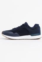 FILA - Turn Mesh Sneakers Navy