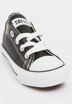 SOVIET - K Viper PU Sneaker Black