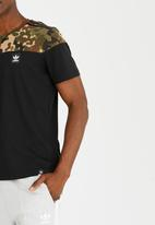 adidas Originals - Action sports graphic tee short sleeve - multi