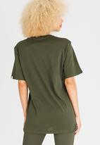 da26345c265 ESS No.1 BF Tee Khaki Green PUMA T-Shirts | Superbalist.com