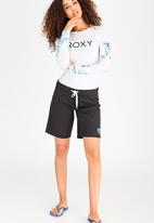 Roxy - Caribbean Long Sleeve Rashvest White
