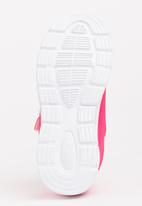 POP CANDY - Lace Up Sneaker Dark Pink