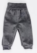 POP CANDY - Joggers with broad waistband - grey