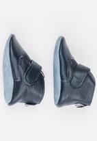 shooshoos - Space Station Boots Navy