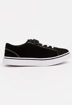 POP CANDY - Boys Low Top Sneaker Black
