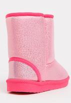 Character Fashion - Barbie Uggs Dark Pink