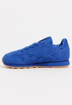 Reebok Classic - Classic Leather TDC Sneaker Blue