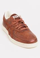 Onitsuka Tiger - GSM Leather Sneakers Mid Brown