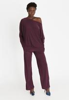 Isabel de Villiers - Five Way Jumpsuit Pale Purple