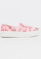 Madison® - Bethan Slip-Ons Pale Pink