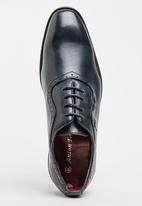 Anton Fabi - Stefano Blemish Derby Shoe Navy