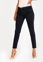 GUESS - Guess Power Curvy Jeans Black