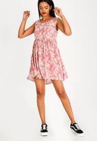 Brave Soul - Faye Dress Pale Pink
