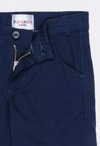 POP CANDY - Boys chino shorts - navy