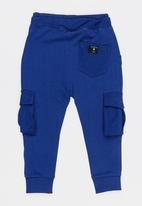 GUESS - Active Cargo Pants Dark Blue