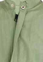 POP CANDY - Nylon Jacket Green