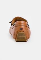 Tommy Hilfiger - Monte loafer - tan