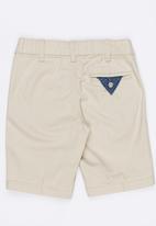 POP CANDY - Boys chino shorts - stone