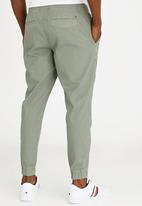Tommy Hilfiger - Relaxed Jogger Chino Light Green