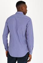 35d68df65 Slim fit Radiant Stripe Shirt Blue Tommy Hilfiger Shirts ...