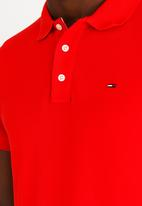 Tommy Hilfiger - Basic Polo Golfer Red