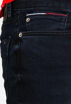 Tommy Hilfiger - Slim Denim Pants Black