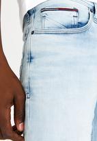 Tommy Hilfiger - Ryan Straight leg Denim Pants Mid Blue