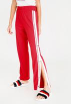 Tommy Hilfiger - Snap Pants Red