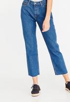 Tommy Hilfiger - Izzy High Rise Skinny Jeans Dark Blue
