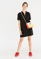 Tommy Hilfiger - Modern Polo Dress Black