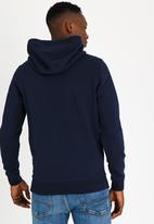 Tommy Hilfiger - Essential Graphic Hoody Navy