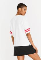 Tommy Hilfiger - Basic Short Sleeve Tee White