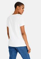 Tommy Hilfiger - Ailia Short Sleeve Tee White