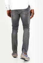 Tommy Hilfiger - Slim Denim Pants Grey