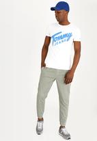 Tommy Hilfiger - Basic Cotton T-shirt White