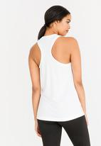Nike - Nike Essential Tank Top White