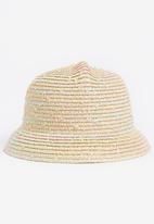 POP CANDY - Straw Hat Cream