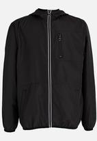 Brave Soul - Windrunner Jacket Black