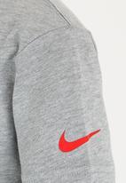 78cd4822f455 Nike I  m That Dude Tee Pale Grey Nike Tops