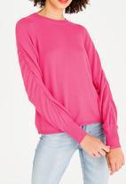 ONLY - Azalia Jersey Cerise Pink