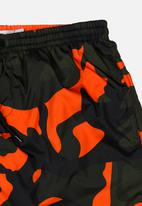 Brave Soul - Camo printed Shorts Multi-colour