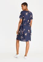 Roxy - Monument View Dress Navy