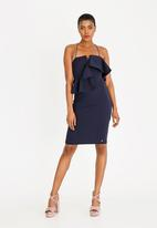 Sissy Boy - Kaylo Midi Dress Navy