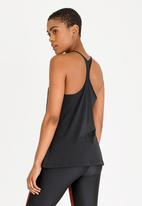 Under Armour - Solid Fashion Tank Top Black