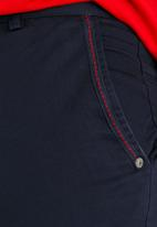 SOVIET - Mordern Fit Chino Navy