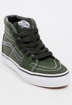 Vans - Sk8 High Top Sneaker Khaki Green