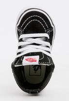 Vans - SK8 Hi Top Sneaker Black