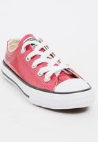 Converse - Chuck Taylor All Star Ox  Sneaker Dark Pink