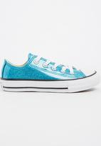 Converse - Chuck Taylor All Star Ox  Sneaker Turquoise